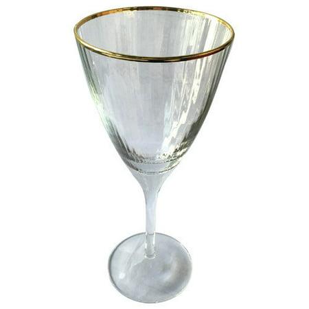 Rim Wine Glass