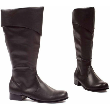 Bernard Black Boots Men's Adult Halloween Costume Accessory](Bernard Boots)