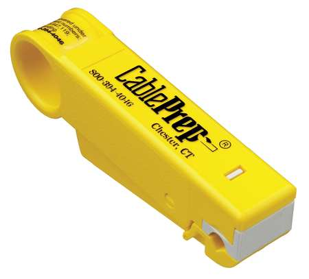 """Cable Prep 1/4"""" Capacity, Cable Stripper, CPT-6590TS single"""