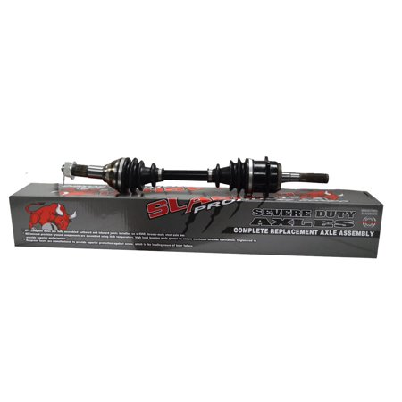 Slasher El Gordo Heavy Duty Axle Front Left Or Right Fits 11-14 Polaris RZR  XP 900