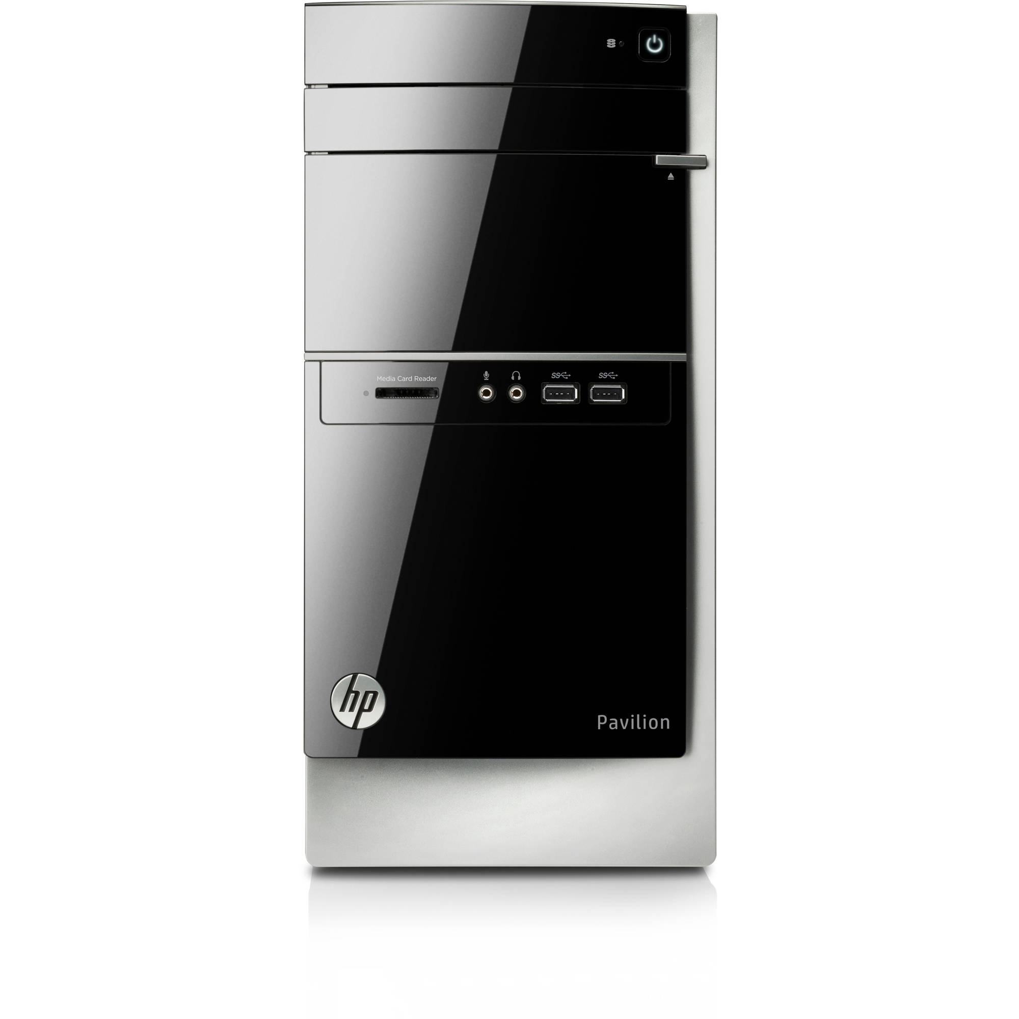 HP Pavilion 500-223w Desktop PC with Intel Core i3-4130 Processor, 8GB Memory, 1TB Hard Drive and Windows 8.1 (Free Windows 10 Upgrade before July 29, 2016) Monitor Not Included