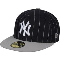 3e6b61432a6fc Product Image Men s New Era Navy New York Yankees Y2K Pinstripe 59FIFTY Fitted  Hat
