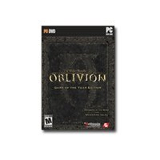 elder scrolls iv oblivion game of the year