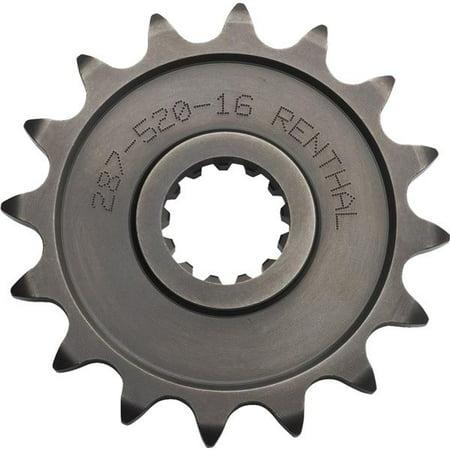 Renthal 520 Countershaft Sprocket - KAWI KFX 400 2003 - 2006; SUZ QUADRACER