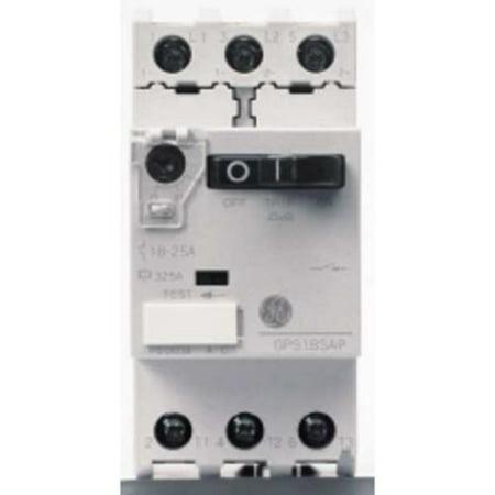 SURION GPS1BSAJ Manual Motor Starter, IEC, 4 to 6.3A, 600V