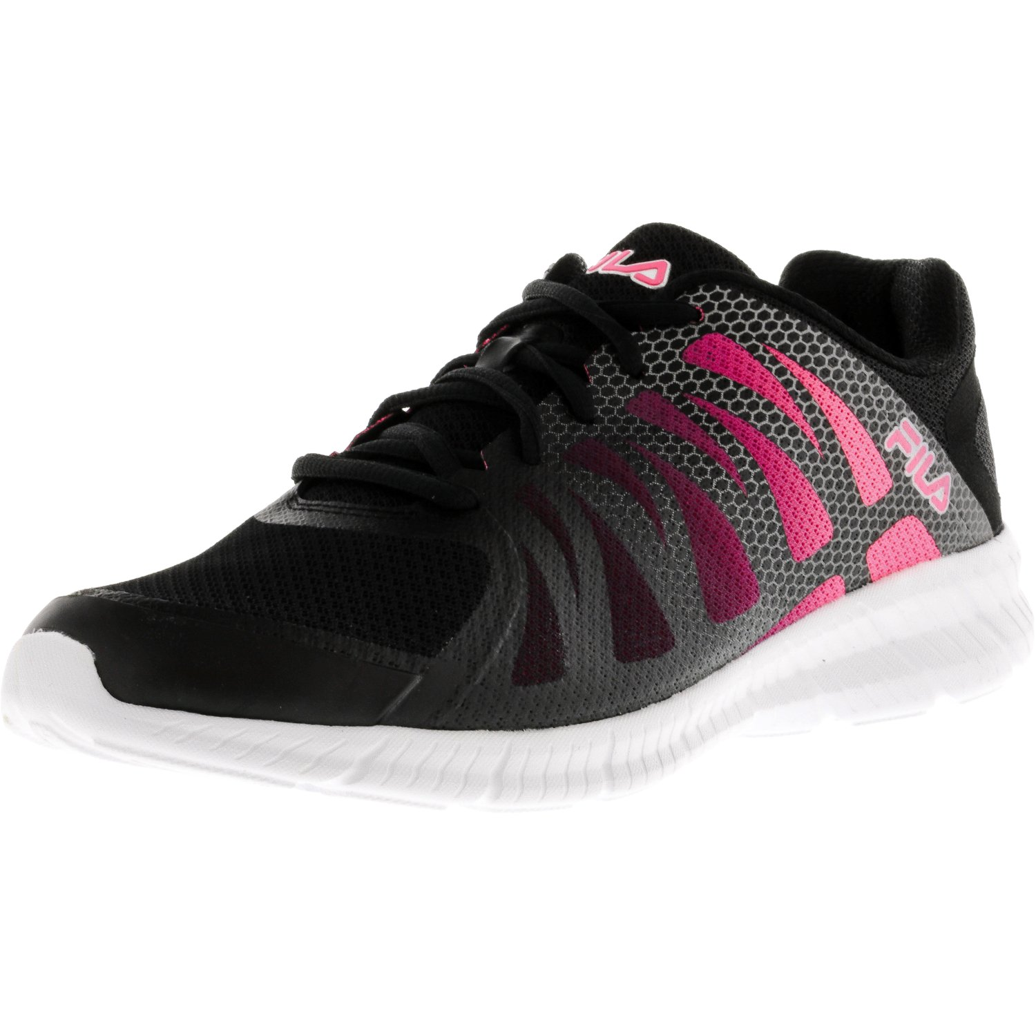 Knockout Pink Metallic Silver Ankle