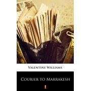 Courier to Marrakesh - eBook