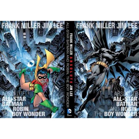 Absolute All-Star Batman and Robin, The Boy Wonder by