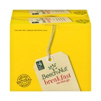 (12 Pouches) Beech-Nut Breakfast on the Go Stage 4 Banana & Mixed Berry Blend Yogurt Baby Food, 3.5 oz