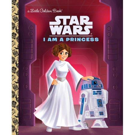 I Am a Princess (Star Wars) (Hardcover)