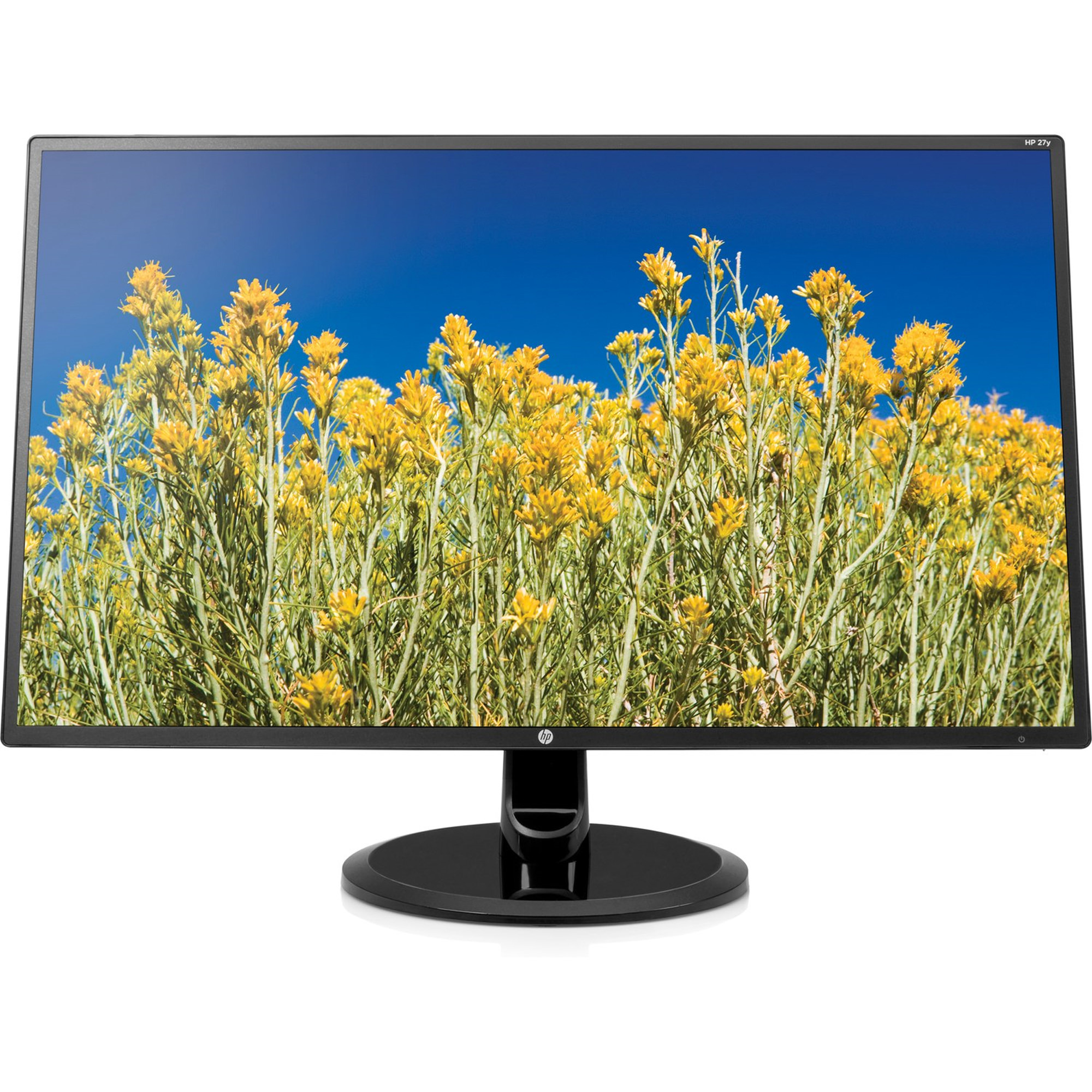 HP 3UA74AA 27 YH 27 inch LED Backlit IPS Monitor with 1920 x 1080 @ 60 Hz Resolution (Full HD)