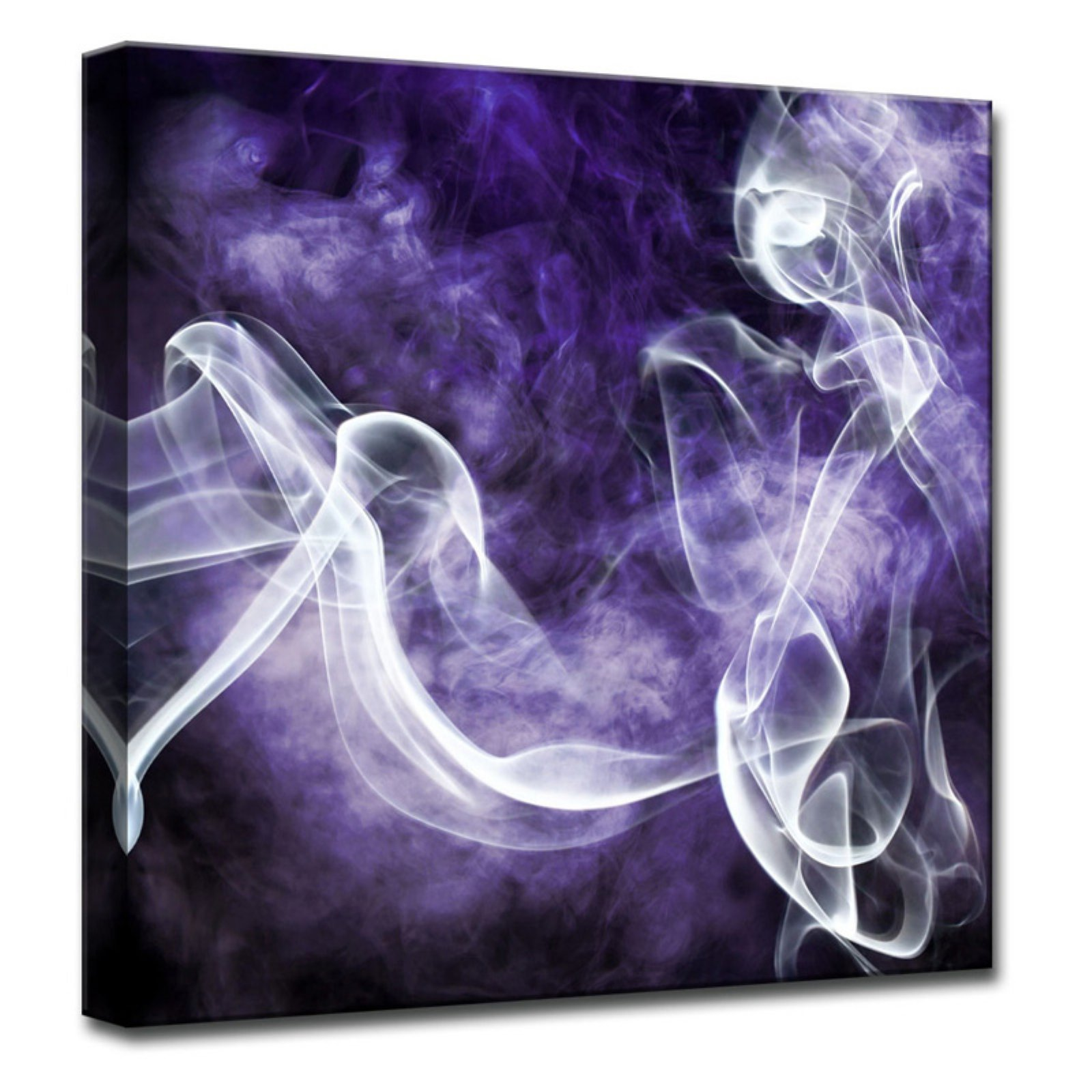 Ready2HangArt Glitzy Mist XXII Canvas Wall Art