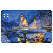Snowscape Walmart eGift Card