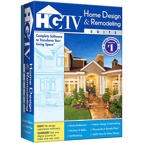 hgtv ultimate home design with landscape walmart com