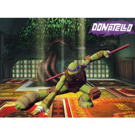 Ninja Turtles Slaapkamer.Teenage Mutant Ninja Turtles Donatello Landscape Canvas Wall Art
