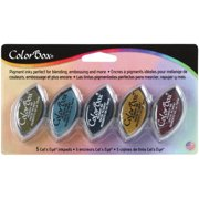 Colorbox Cat's Eye, 5 Pack