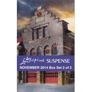 Love Inspired Suspense November 2014 - Box Set 2 of 2 - eBook