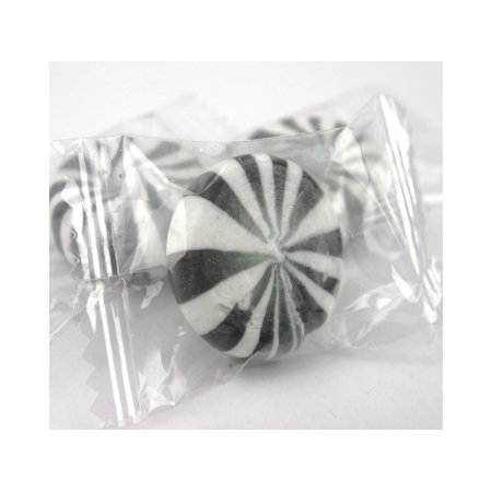 Licorice Starlight Mints - Licorice Starlight Mints 1 pound Licorice Star Light Mints Licorice Hard Candy