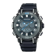 Men's Sport Round Watch, Navy
