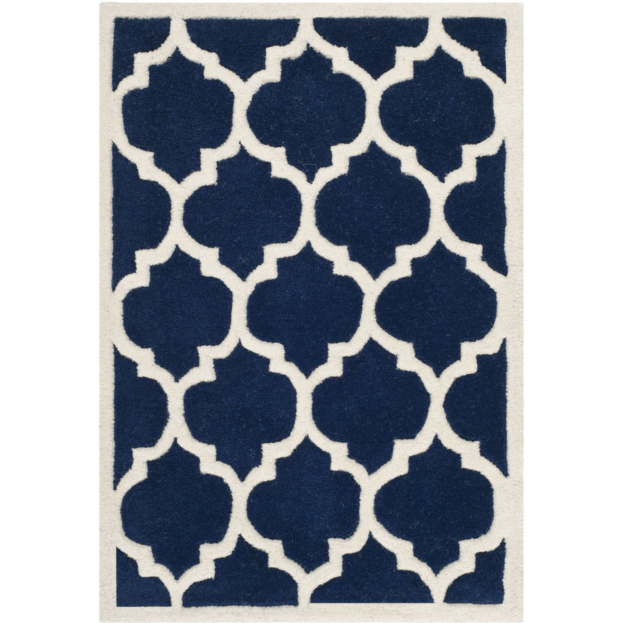 Safavieh Chatham Freddy Hand Tufted Wool Area Rug