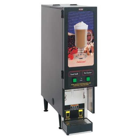 Hopper Fresh Mix Dispenser (Hot Beverage Dispenser,2 Hoppers BUNN FMD)