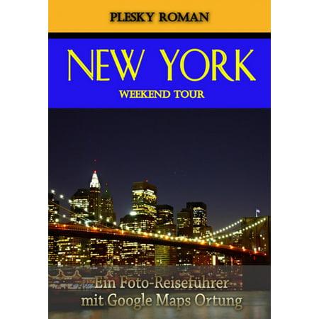 New York Weekend Tour - eBook - York Halloween Tours