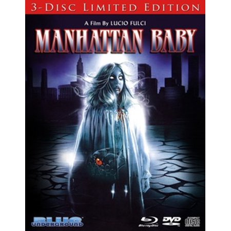 Manhattan Baby (Blu-ray) (Baby Blue Ray Bans)