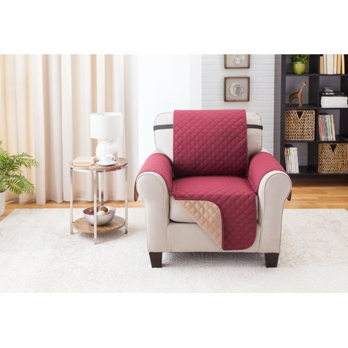 Couch Guard Home Solutions Box Cushion Armchair Slipcover