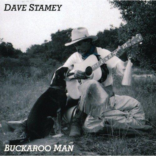 Dave Stamey - Buckaroo Man [CD]