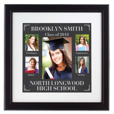 School Years Picture Frame Personalized Frame With Any Name