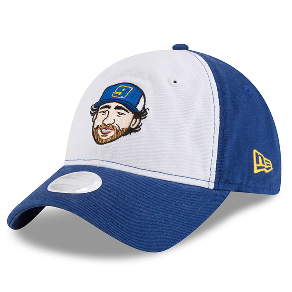Chase Elliott New Era Women's Emoji 9TWENTY Adjustable Hat - White - OSFA
