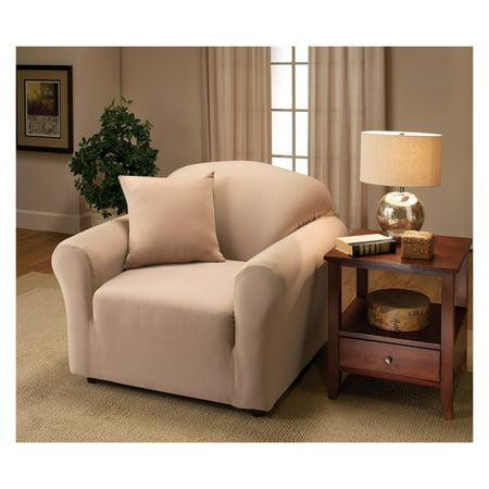 Brilliant Madison Jersey Stretch Slipcover Chair Lamtechconsult Wood Chair Design Ideas Lamtechconsultcom