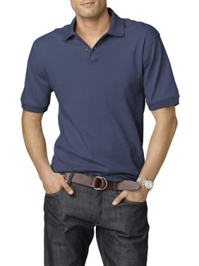 Product Image Men's Solid Cool Cotton Polo Shirt