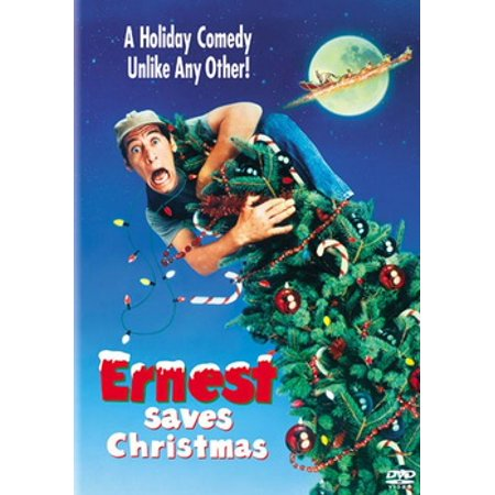 ernest saves christmas dvd - Ernest Saves Christmas