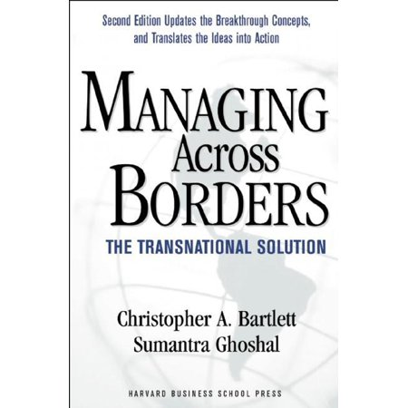 Managing across borders a blueprint for transforming the way your managing across borders a blueprint for transforming the way your company innovates malvernweather Choice Image