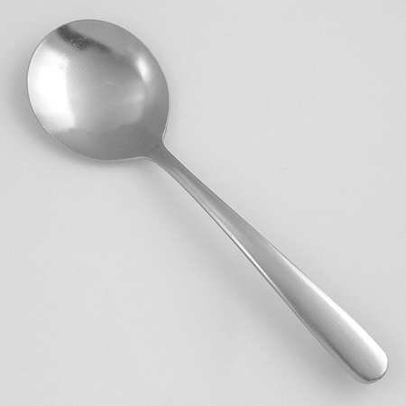 Walco 7212 Length 5 7/8 In Bouillon Spoon - Pack of (Poise Bouillon Spoon)