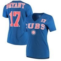 Product Image Women s New Era Kris Bryant Royal Chicago Cubs Name   Number  ... d860f6566412