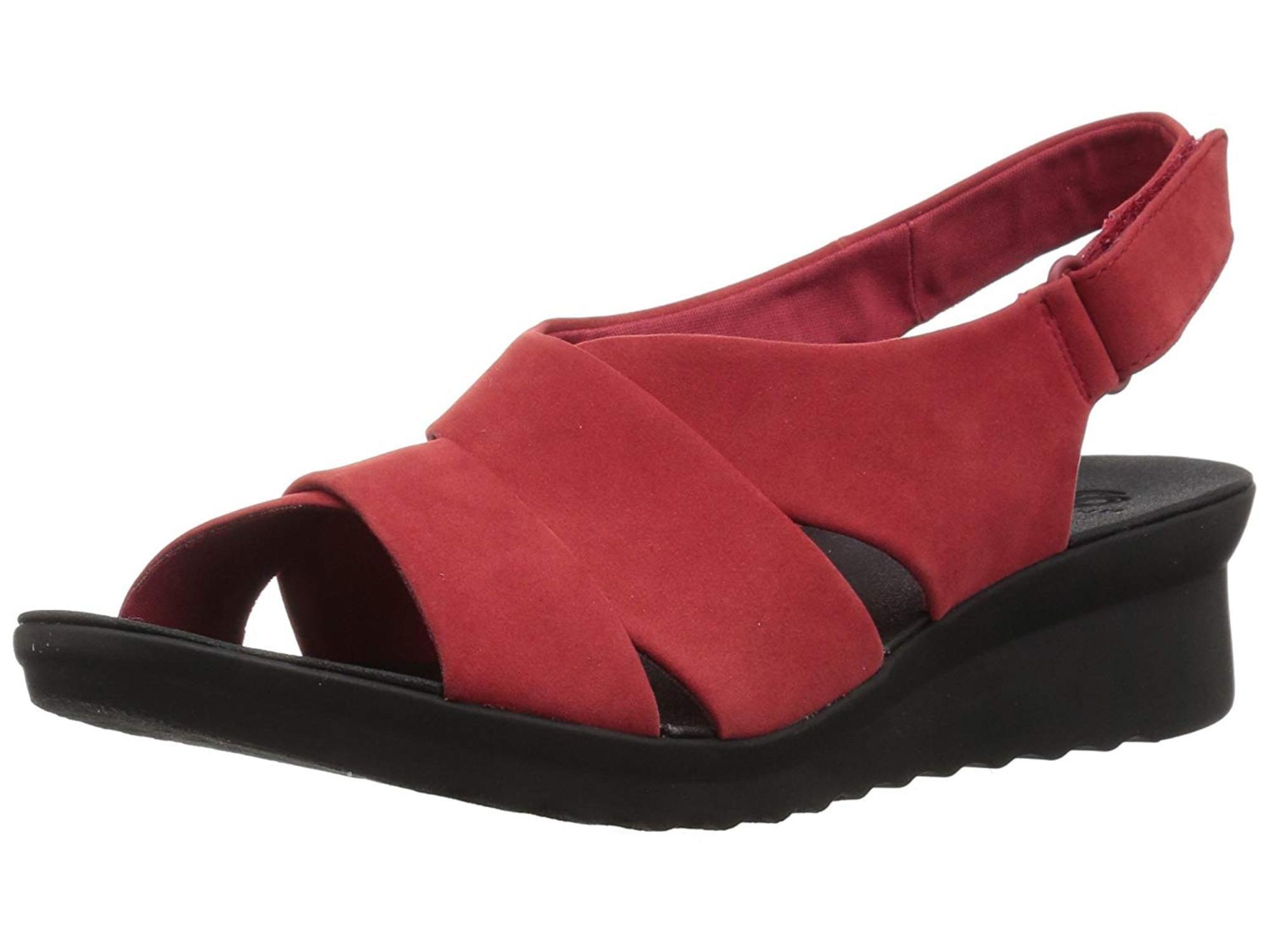 fbf2a233554 CLARKS Women s Caddell Petal Sandal