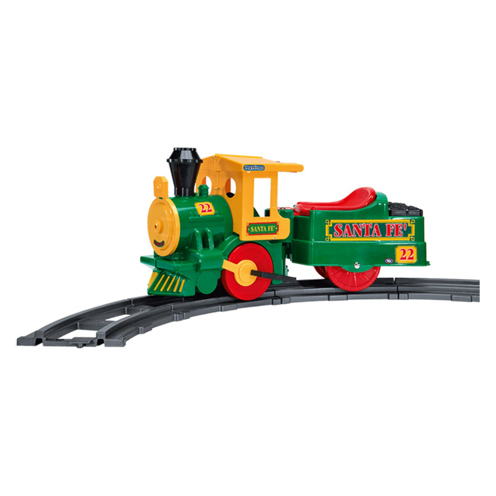 Peg Perego Santa Fe Train Battery Powered Riding Toy by