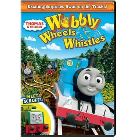 Thomas And Friends Thomas Halloween Adventures Dvd (Thomas & Friends: Wobbly Wheels & Whistles)