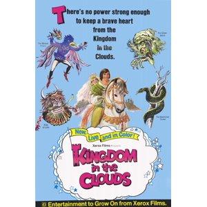 Kingdom in the Clouds POSTER Movie B Mini Promo