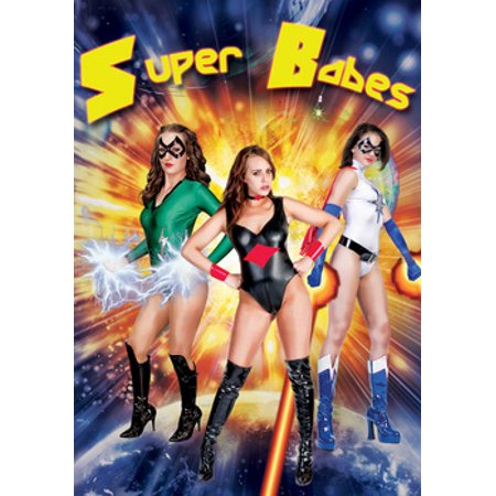 Super Babes (DVD) - Super Beautiful Babes