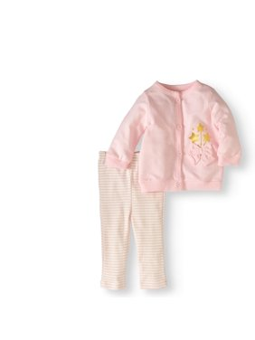 9a2cf7beb8e Product Image Newborn Baby Girl Cardigan   Pants