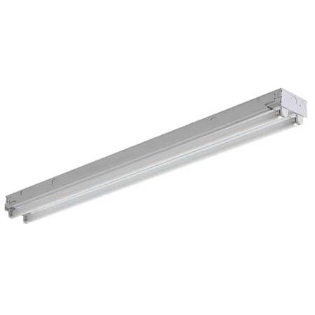 Lithonia Lighting Fluorescent Strip (Fixture,Channel,F25T8,2,36x4 3/8x2 1/16 LITHONIA LIGHTING C225)