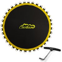 SkyBound Premium 147-Inch Trampoline Mat with 88 V-Rings