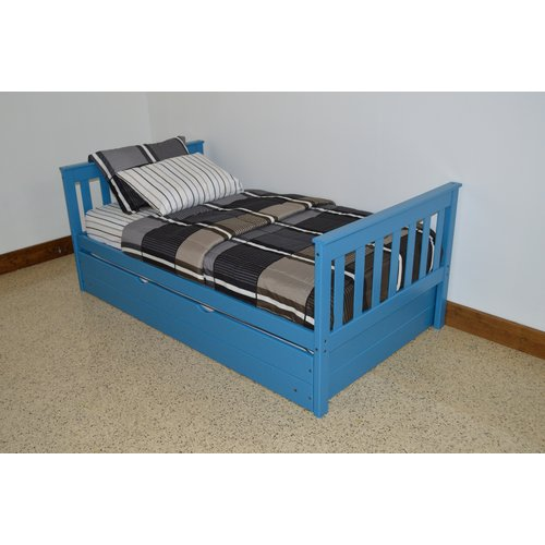 A & L Furniture A Furniture Mission Bed