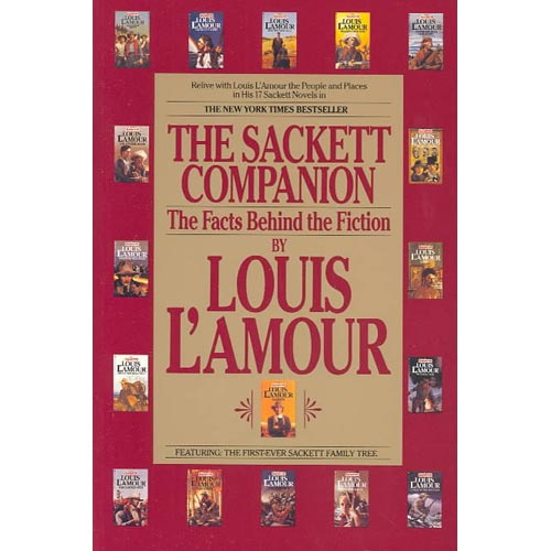 The Sackett Companion: A Personal Guide to the Sackett Novels