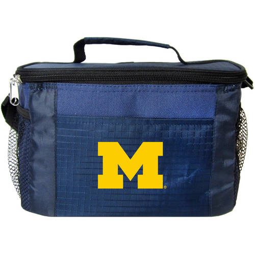 Michigan Wolverines 6-Pack Cooler Bag