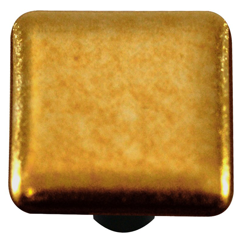Hot Knobs Metallic Square Cabinet Knob