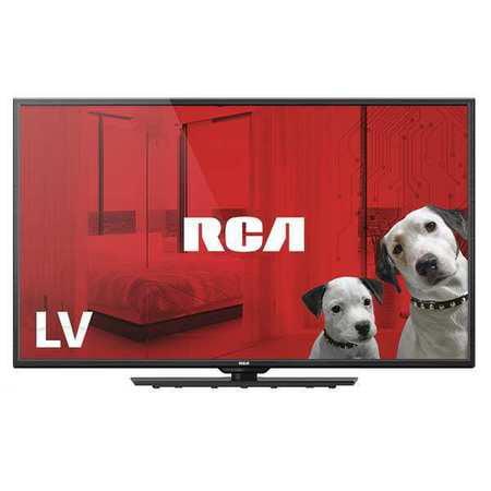 RCA Hospitality HDTV,49 in.,LED Flat Screen J49LV840